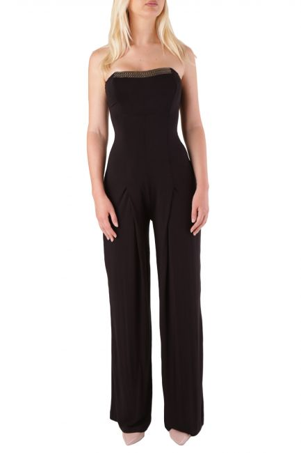 Overall Met Woman SLURPA Black