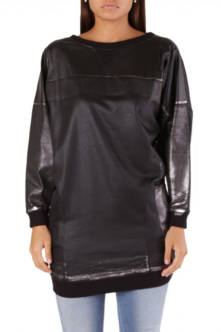 Sweatshirt Met Woman RAMMY Black
