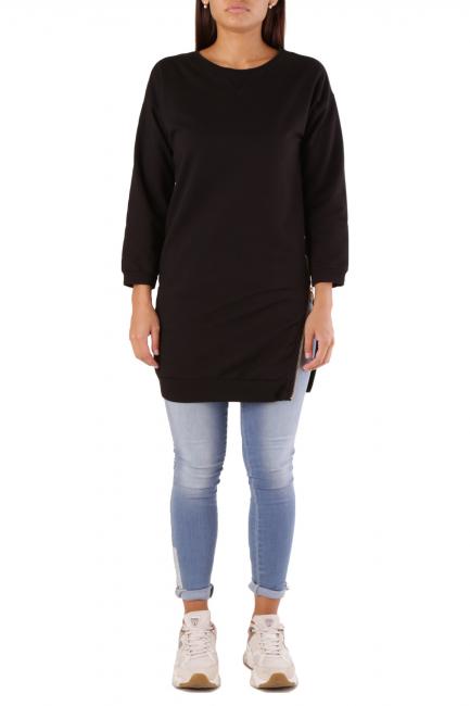 Sweatshirt Met Woman DROLL Black