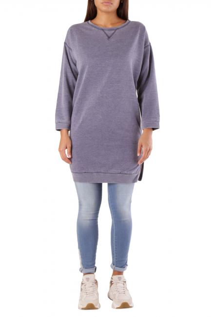 Sweatshirt Met Woman DROLL Grey