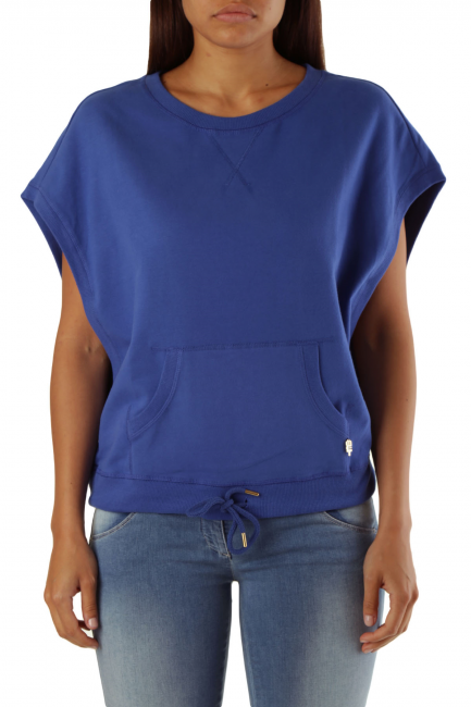 Sweatshirt Met Woman NEWTON Blue