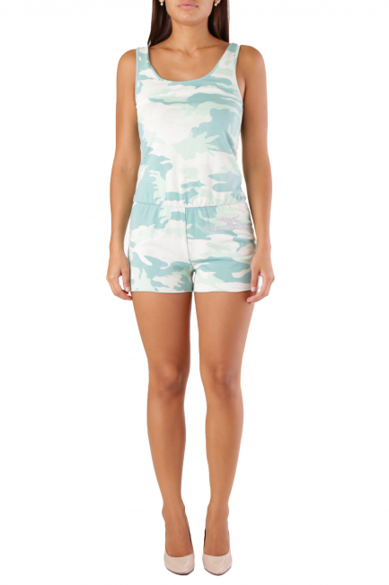 Overall Met Woman PAXI/M Green