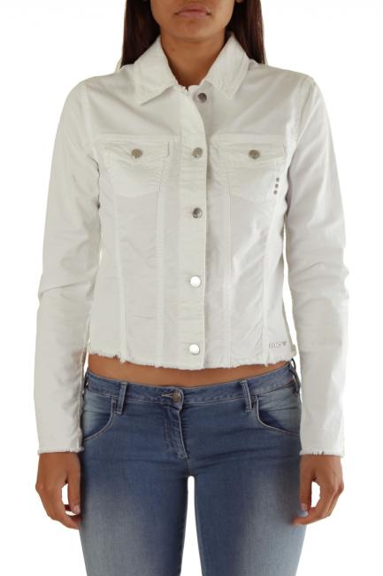 Jacket Met Woman JOK/SF White