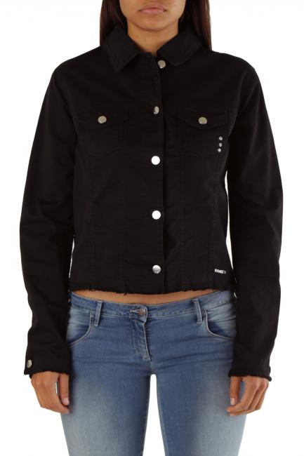 Jacket Met Woman JOK/SF Black
