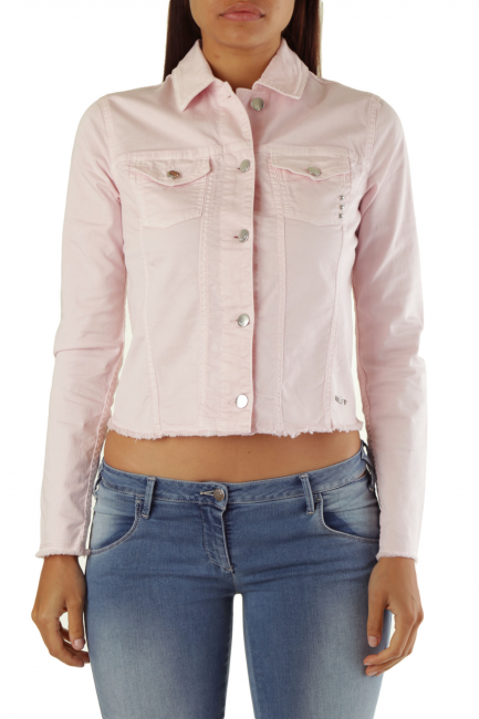 Jacket Met Woman JOK/SF Pink