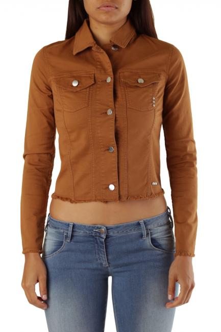 Jacket Met Woman JOK/SF Brown