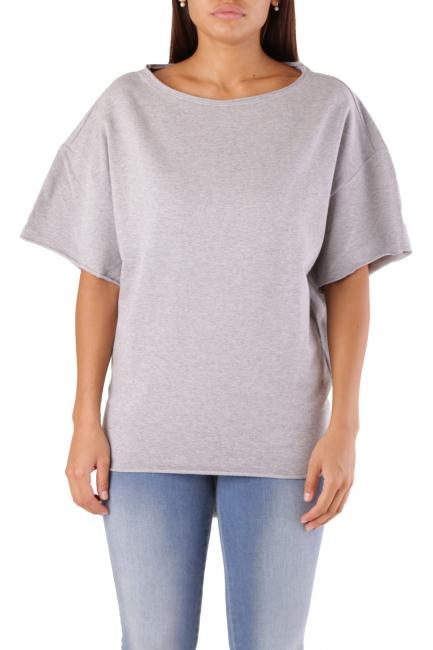 Sweatshirt Met Woman DAVIT/T Grey