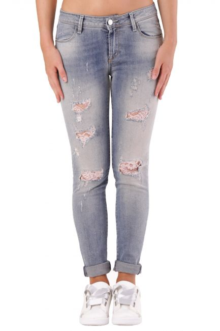 Jeans Met Woman COLLY Blue