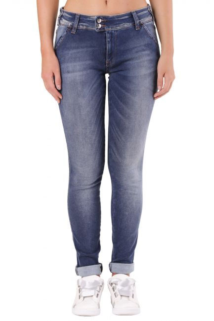 Jeans Met Donna Blu X-H-K-FIT