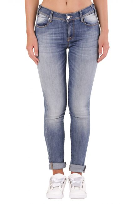 Jeans Met Woman X-COLLY Blue