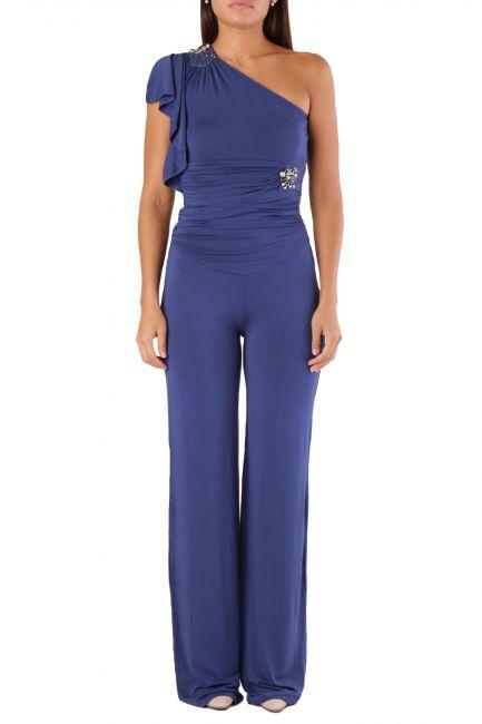 Overall Met Woman FRASUIT Blue