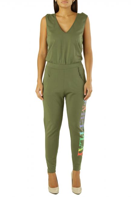 Overall Met Woman GYBAJUMP Army Green