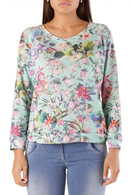 Sweatshirt Met Woman EATA Multicolor