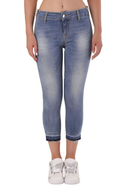 Jeans Met Woman X-PET Blue