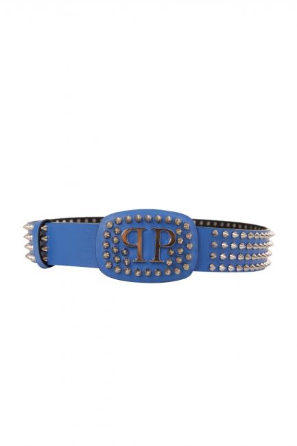 Cintura Donna Philipp Plein Blu AW7724952266