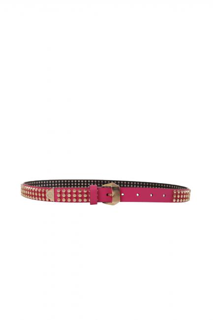 Cintura Donna Philipp Plein Rosa AW7706840303