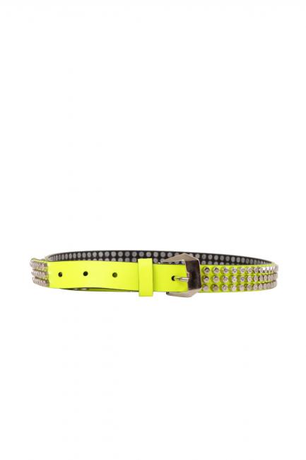 Cintura Donna Philipp Plein Giallo AW7706870954