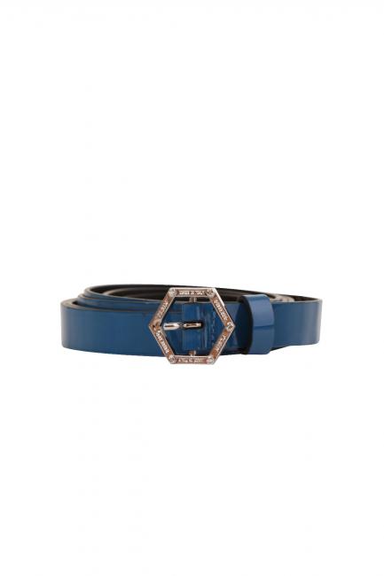 Cintura Donna Philipp Plein Blu AW77249058