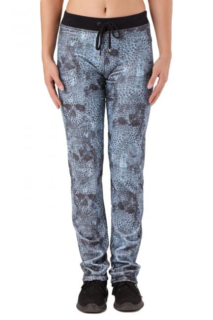 Women's Trousers Philipp Plein Blue CW630415