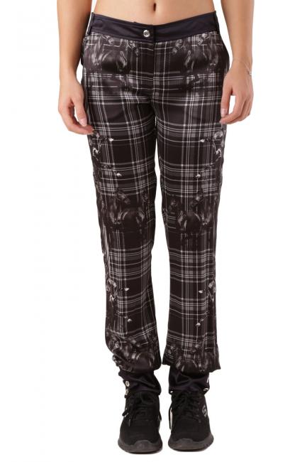 Pantalone Donna Philipp Plein Nero CW524334