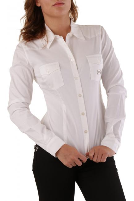 Camicia Donna Philipp Plein Bianco CW330432