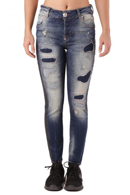 Women's Jeans Philipp Plein Blue CD154246