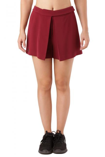 Women's Shorts Philipp Plein Red CW494628
