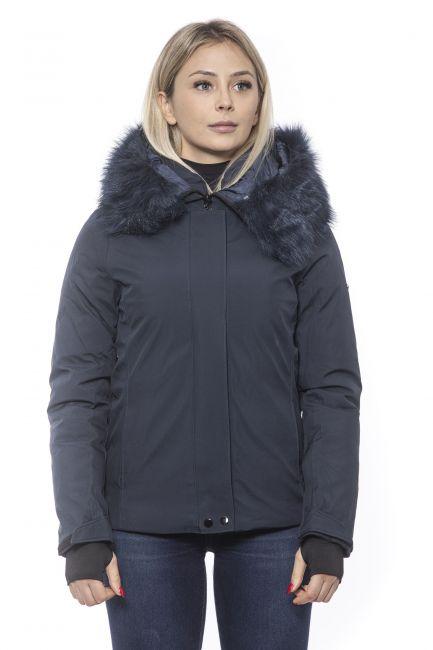 Giubbotto Trussardi Collection Donna Blu 7905_LAZISE_Blu_Navy