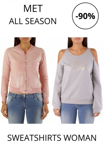 STOCK Met Sweatshirts woman
