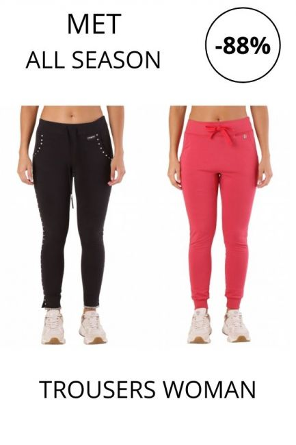 STOCK Met Trousers woman